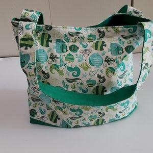 Cotton book bag Shopping bag Tote